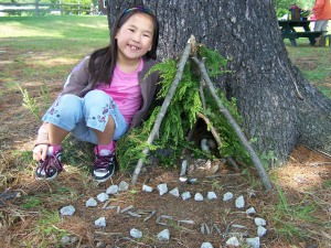 Krystal Fairy House